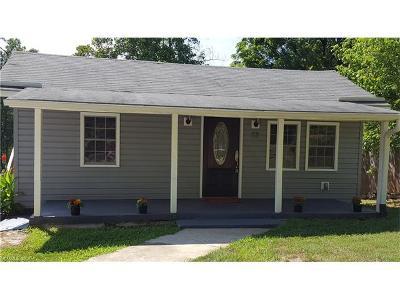 Asheville Single Family Home For Sale: 72 Deaver Park Circle