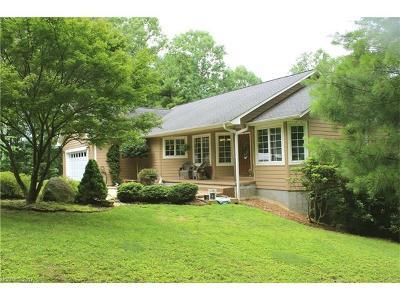 Saluda Single Family Home For Sale: 44 Whites Lake Boulevard