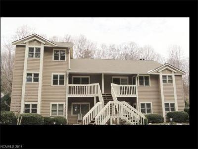Asheville Condo/Townhouse For Sale: 18 Willow Tree Run #18
