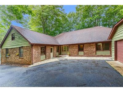 Brevard Single Family Home For Sale: 30 Waya Court #L35/U14