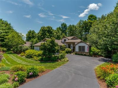 Hendersonville Single Family Home For Sale: 194 Pine Shadow Drive