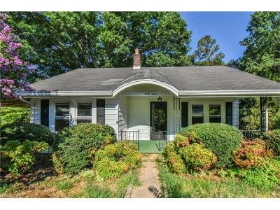 Asheville Single Family Home Under Contract-Show: 47 Hubbard Avenue