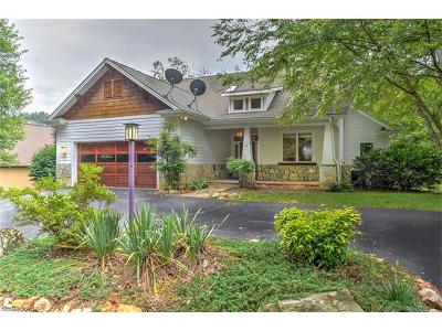 Mills River Single Family Home Under Contract-Show: 6 Elkhorn Court