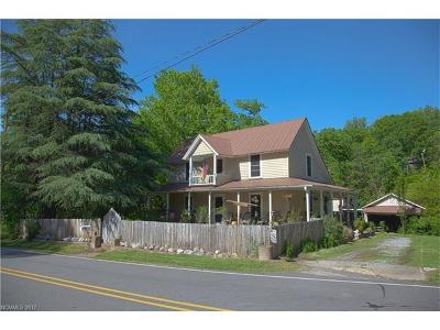 Tryon Single Family Home Under Contract-Show: 536 N Trade Street