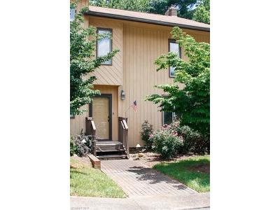 Asheville Condo/Townhouse Under Contract-Show: 72 Pebble Creek Drive #72