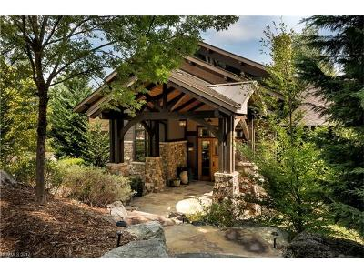 Flat Rock NC Single Family Home For Sale: $2,750,000