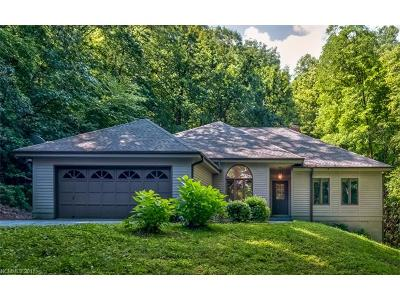 Boyd, Little River, Penrose, Pisgah Forest Single Family Home Under Contract-Show: 446 Silver Fox Lane