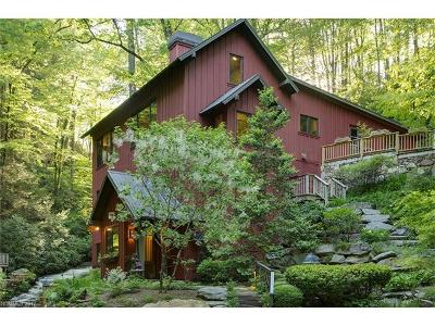 Pisgah Forest Single Family Home For Sale