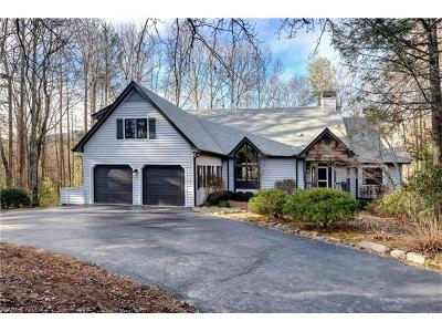 Transylvania County Single Family Home For Sale: 441 Boiling Springs Road #16