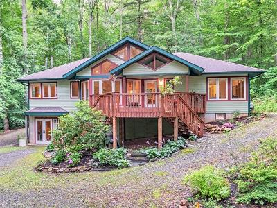 Asheville Single Family Home Under Contract-Show: 15 Leannas Way