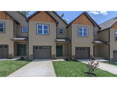 Black Mountain Condo/Townhouse For Sale: 216 Rainbow Terrace #216