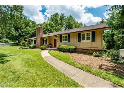 Asheville Single Family Home Under Contract-Show: 48 Stratford Road