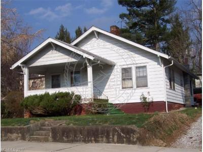 Asheville Single Family Home Under Contract-Show: 142 Mount Clare Avenue