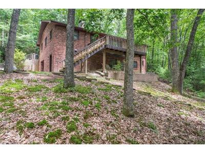 Boyd, Little River, Penrose, Pisgah Forest Single Family Home Under Contract-Show: 2149 Williamson Creek Road