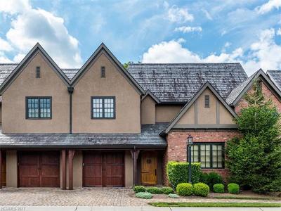 Arden Condo/Townhouse For Sale: 16 Village Oak Drive #LOT 10