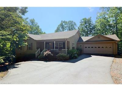 Transylvania County Single Family Home Under Contract-Show: 25 Usgewi Court