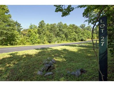 Hendersonville NC Residential Lots & Land For Sale: $149,000
