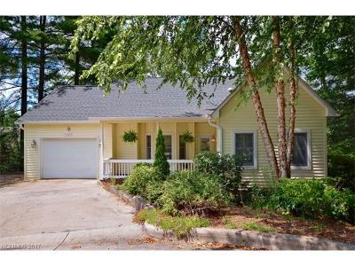 Brevard Single Family Home Under Contract-Show: 193 Deer Run Street
