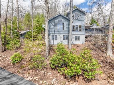 Asheville Single Family Home For Sale: 369 E Sondley Drive