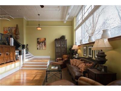 Asheville Condo/Townhouse For Sale: 35 Patton Avenue #201