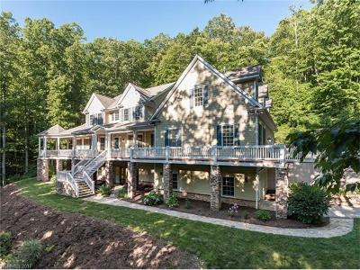 Asheville Single Family Home For Sale: 18 Woodsong Drive