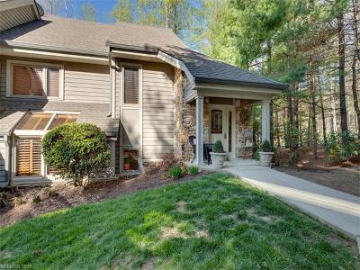 Hendersonville Condo/Townhouse For Sale: 1015 Indian Cave Road #10