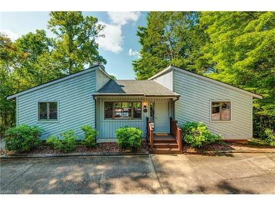 Asheville Single Family Home Under Contract-Show: 112 Black Oak Drive
