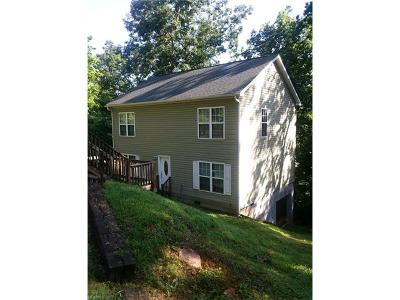 Tryon Single Family Home Under Contract-Show: 397 Hidden Hill Road
