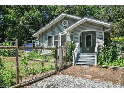 Asheville Single Family Home For Sale: 436 N Louisiana Avenue