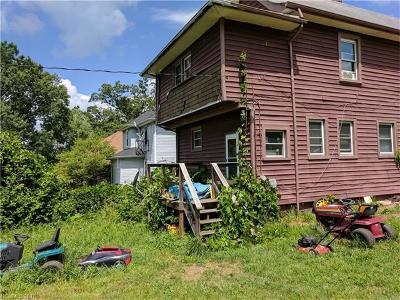 Asheville Single Family Home For Sale: 41 E Chestnut Street