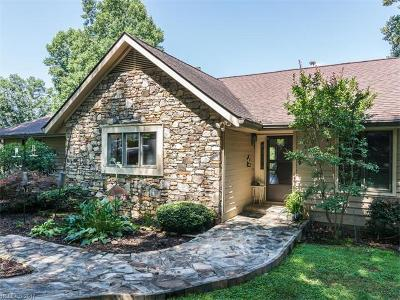 Hendersonville Single Family Home For Sale: 1450 Mountain Meadow Drive #9