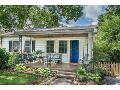 Asheville Single Family Home Under Contract-Show: 115 Arco Road