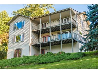 Asheville Single Family Home For Sale: 107 Stonecrest Drive