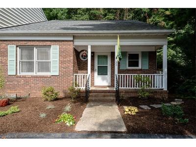 Asheville Condo/Townhouse For Sale: 33 Wildwood Avenue