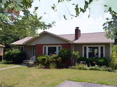 Asheville Single Family Home For Sale: 56 Clarendon Road