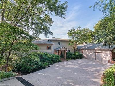 Asheville Single Family Home For Sale: 7 Lucky Lane