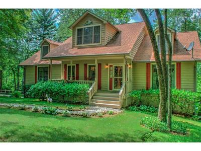 Lake Toxaway Single Family Home For Sale: 221 Cherokee Circle #23,24,25
