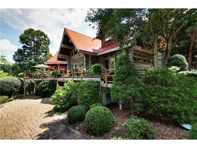 Lake Lure Single Family Home For Sale: 190 Dalton Court #42