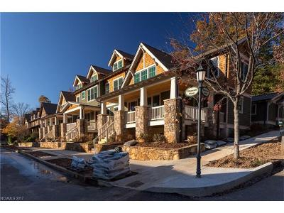 Black Mountain Condo/Townhouse For Sale: 12 Fitzgerald Road #B