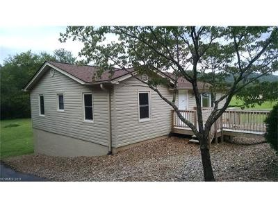 Transylvania County Single Family Home Under Contract-Show: 6656 Asheville Highway