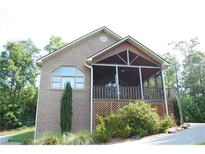 Mill Spring Single Family Home For Sale: 434 N Boundary Road