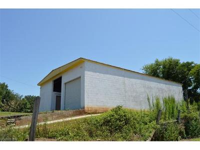 Mill Spring Commercial For Sale: 4458 Nc Hwy 108 Highway E