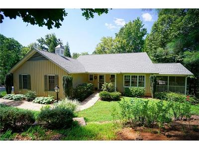 Tryon Single Family Home Under Contract-Show: 434 Canebrake Road