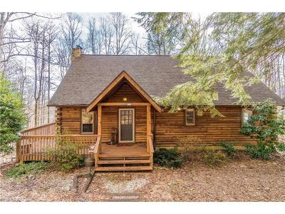 Black Mountain Single Family Home For Sale: 635 Roaring Rock Road