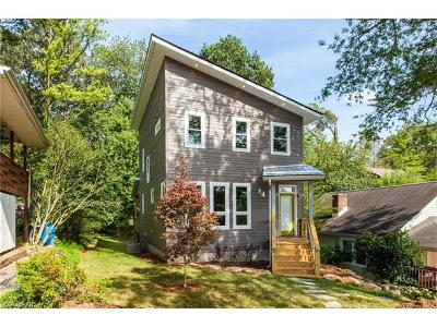 Asheville Single Family Home Under Contract-Show: 84 Middlemont Avenue