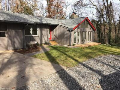 Asheville Single Family Home For Sale: 84 Arco Road