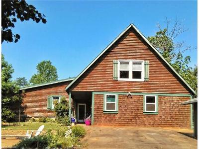 Rutherfordton Single Family Home For Sale: 256 Honey Wagon Drive
