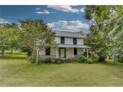 Rutherfordton Single Family Home For Sale: 1001 Rock Road