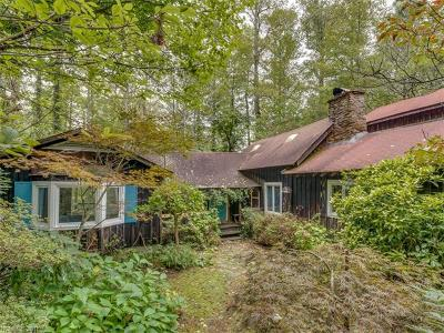 Saluda Single Family Home For Sale: 2286 Fork Creek Road