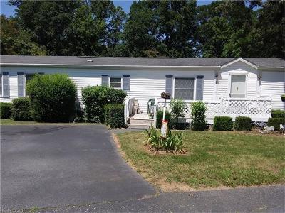 Asheville Multi Family Home For Sale: 12 & 39 Davida Drive
